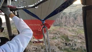 WONDERFULL EXPERIENCE OF BALLOON RIDE IN CAPPADOCIA TURKEY 2018