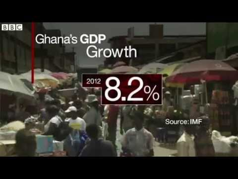 BBC News   Continuing protests in Ghana over ailing economy (2.8.2014)