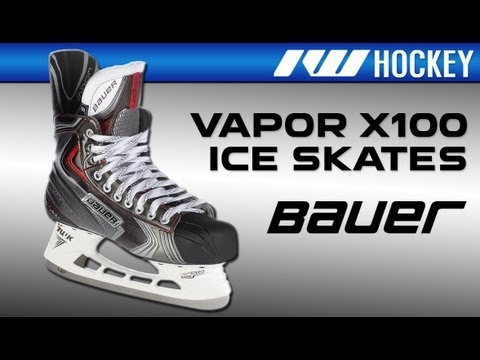 Bauer Vapor X100 Ice Hockey Skate Review