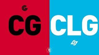 CG vs. CLG - NA LCS Week 2 Match Highlights (Summer 2018)