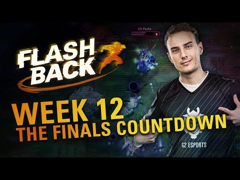FLASHBACK // The Finals Countdown (EU LCS Week 12)