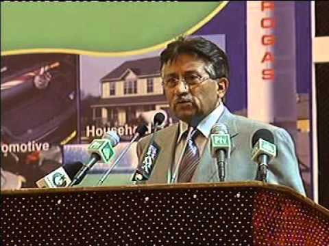 Progas Inauguration by President Pervez Musharraf May 25, 2007