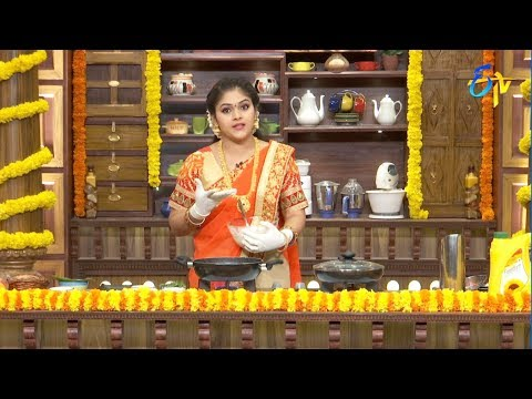 Telugu Ruchi | 15th September 2018 | Full Episode | ETV Telugu