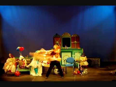 Lekcja Teatralna Bydgoski Teatr Lalek Buratino Cz 2
