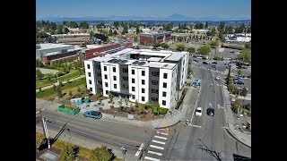 360 Tour of Everett Community College Student Housing - Cedar Hall