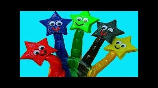 Learn Color For Kids Finger Family Song  Colors Learning Collection for Children w Toddlers