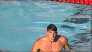 Michael Phelps 100 Fly 50.45 Texas 2015