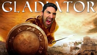 GLADIATOR SIMULATOR! | COLOSSEUM: ROAD TO FREEDOM (THROWBACK GAME)