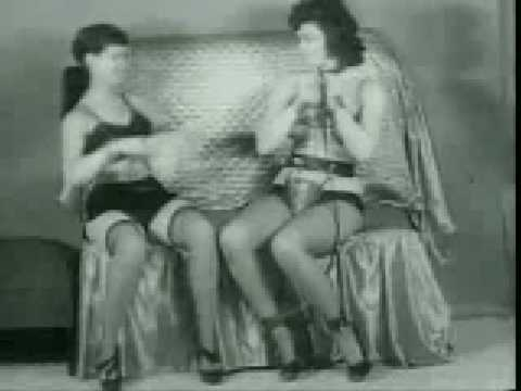 Bettie Page - Second Initiation of the Sorority Girl