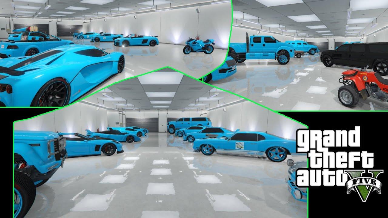 Rich Gta 5 Rich Boy Garages Gta 5 pc