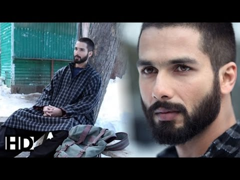 Haider: Shahid Kapoor Exclusive Interview on Shahrukh Khan Part lV