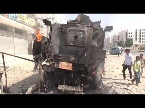 الضربات الجوية العربية دمرت معظم صواريخ الحوثيين