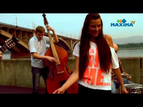 Девочка-секси живьём исполняет ZAZ - je veux по русски.