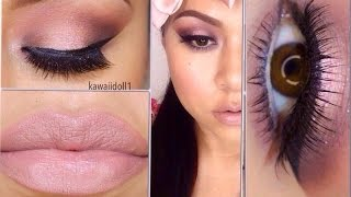 DULCE NUDE MAKEUP BY PAO