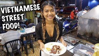HUGE Vietnamese Street Food Tour | BEST Street food in Ho Chi Minh City Vietnam