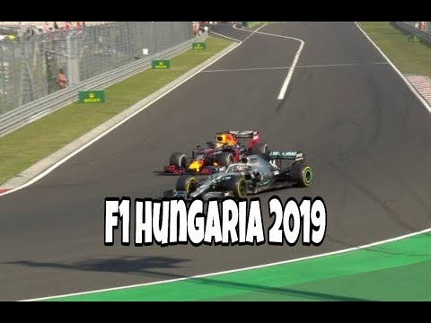 HAMILTON WINNER_F1 HUNGARIA FULL HIGHLIGHTS HD 2019