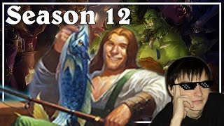 Hearthstone: Pagle best fisherman EU