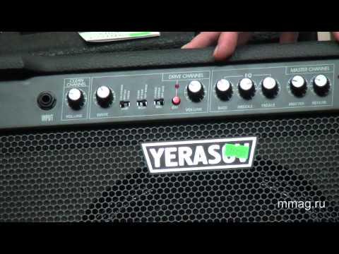 60 вт гитарный комбо yerasov ga60-r