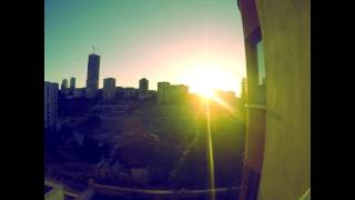 Enjoy the sunset from our balcony Timelapse-Series!!!