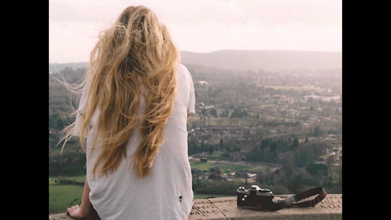 Фото спина русой девушки 21 фотография