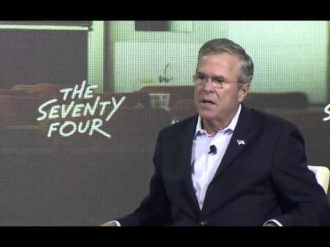 Fighting for Conservative Education Reform | Jeb Bush