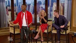 Jamie Foxx on Befriending Denzel Washington and Wesley Snipes