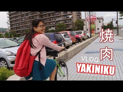 VLOG# Yakiniku 焼肉 bareng anak SMA Jepang