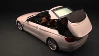 BMW Serie 4 Cabrio, anteprima degli esterni 1/3