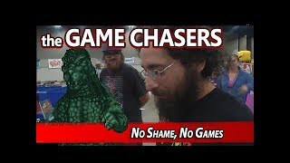 The Game Chasers Mini Chode - No Shame, No Game