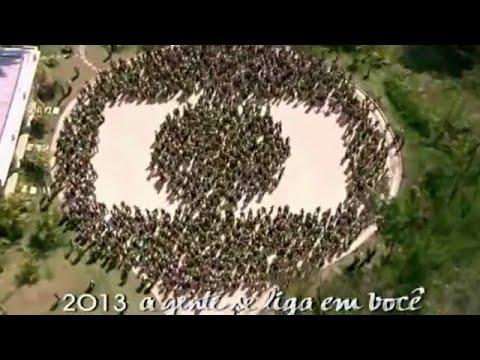 Vinheta de Fim de Ano - Globo - 2012/2013