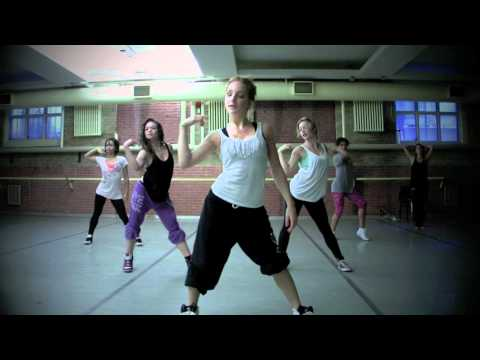 Victoria Duffield - Shut Up and Dance - Rehearsal 1