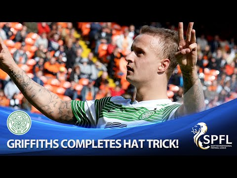 Griffiths completes hat trick from the spot!