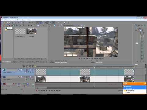 Sony Vegas - Basics - 11 Tutorials in 1