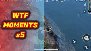 """PUBG Mobile WTF MOMENTS #5 """"You Can't Swim"""""""
