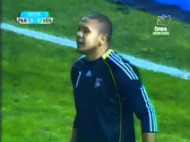 Vinotinto: Los últimos 5 minutos del partido Venezuela-Paraguay de la Copa América