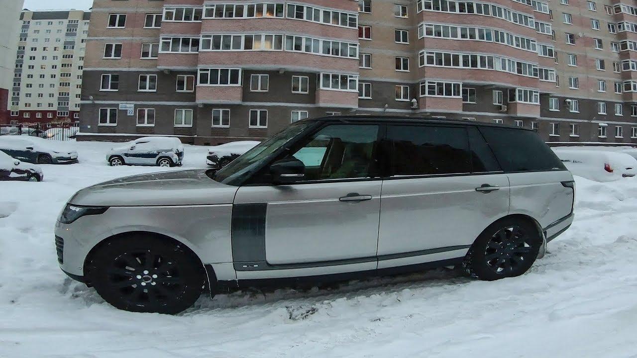 Реальный расход Range Rover PHEV. лайфхаки электромобилей.