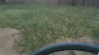 Golf Cart to Electric Dune Buggy part 3