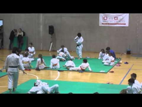 Judo For Kenya 2012 – 1°Dicembre – San Polo di Torrile – Secondo incontro Tommi CAM 2