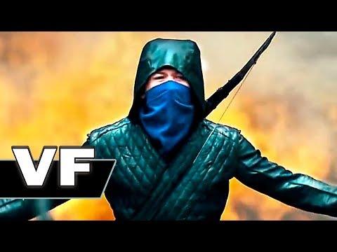 ROBIN DES BOIS Bande Annonce VF # 3 (2018) NOUVELLE, Taron Egerton, Jamie Foxx, Film d'Aventure