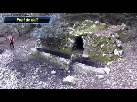 Vuelta camí vell d'Estellencs por Son Fortuny, font de d'alt y camí des Grau