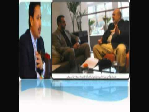 Voice of America - Radio Aashnaa talk with Sana Baloch, Hyrbyair Marri and Mir Suleiman Daud