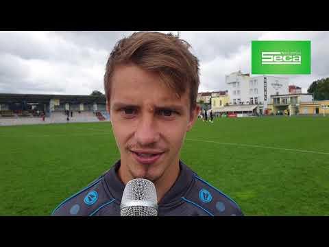 Adam Vlkanova: Hráli jsme dobrý presing, dostávali jsme je pod tlak