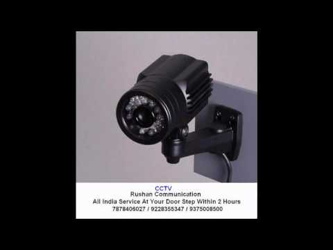 CCTV Camera Dom Dvr Dealer In Bhavnagar