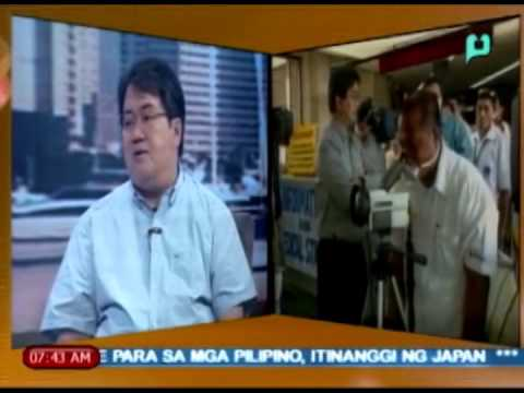 Panayam kay Dr. Mario Panaligan ukol sa Middle East Respiratory Syndrome-Coronavirus (MERS-CoV)