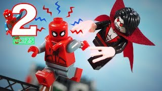 Lego Spider-Man Stop Motion Series Episode 2