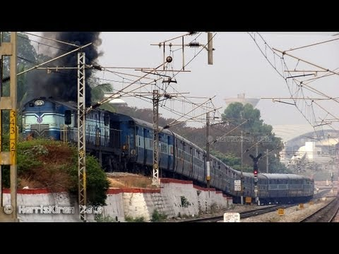 THE MOTHER OF ALL GRADIENTS INDIAN RAILWAYS