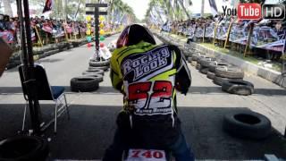 Agung benggol Dragbike feat Ninja MPR SheilaTECH
