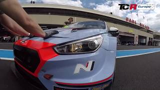 Le Castellet, 2018 TCR Europe Free Practices