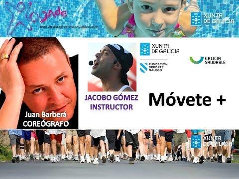 MOVETE + COREO PGS coreografo Juan Barberá
