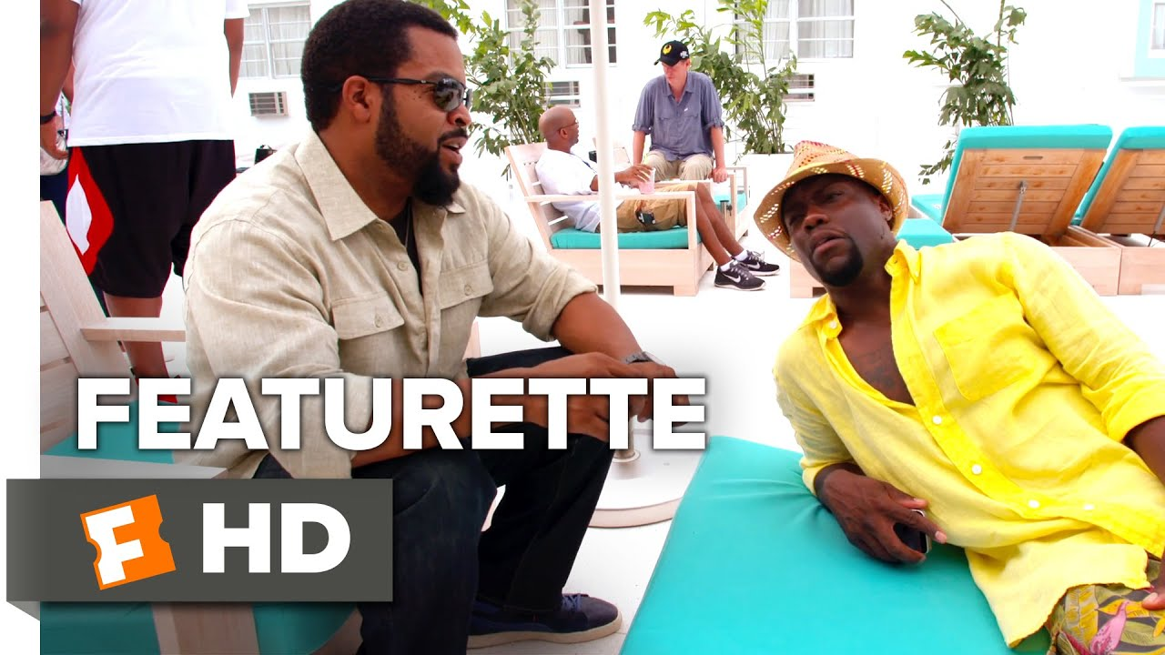 Ride Along 2 Featurette - Chemistry (2016) - Kevin Hart, Ice Cube Comedy HD